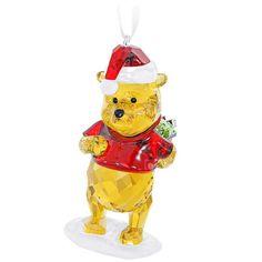 Swarovski Winnie The Pooh Christmas Ornament 5030561