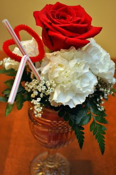 #Photography + Cherry on Top + Valentines Day Flowers