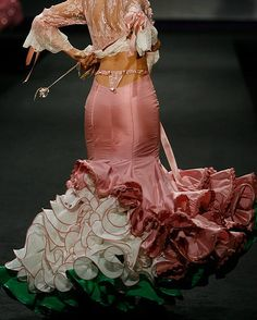 flamenca zahno rosa