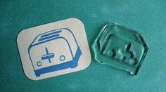 toaster stamp