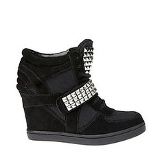 Steve Madden Wedge Sneakers (hamlit)