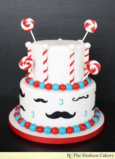 barbershop cake