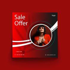 Sale Logo, Web Business, Instagram Story, Instagram Posts, Sale Flyer, Party Flyer, Fashion Sale, Advertising Design, Identity Design