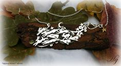Escape from efrafra necklace. Leaping hares cut from recycled  Silver coin.    Inspired by my love of the book Watership Down.