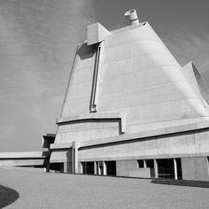 Eglise Saint Pierre, Firminy, France, 1960 - 2006