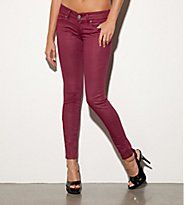 Suzette Superskinny Coated Jeans from G by Guess #17ShoppingInsider