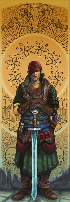 Iorveth - witcher 2 by ~Sion6789 on deviantART