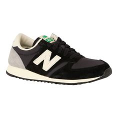 new balance womens u420 pigskin trainer