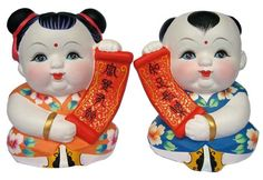 China Clay Figurine, Find details about China Folk Art And Craft, Folk-Custom Crafts from Clay Figurine - China Art Mall China Clay, China Art, Empress Dowager Cixi, Chinese New Year Poster, Chinese Babies, Wuxi, Propaganda Art, Main Theme, Clay Figurine