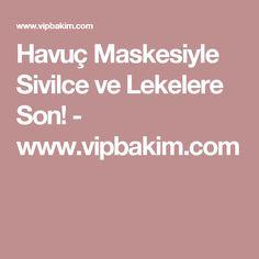 Havuç Maskesiyle Sivilce ve Lekelere Son! - www.vipbakim.com