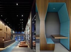 Motel One Head Office by Ippolito Fleitz Group, Munich – Germany » Retail Design Blog