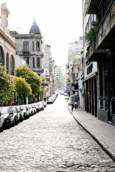 San Telmo, Buenos Aires. Argentina
