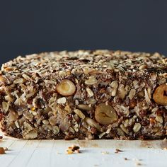 29 Genius Recipes to Freeze Now (Because It's About to Get Crazy) Wrap tightly, label.. My New Roots' Life-Changing Loaf of Bread recipe on Food52