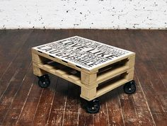 wood pallet tables - Google Search