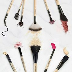 Best oriflame brushes👌 by Beauty Products Beauty Care, Beauty Skin, Beauty Makeup, Eye Makeup, Hair Beauty, Oriflame Beauty Products, Best Makeup Products, Makeup Tools, Makeup Brushes