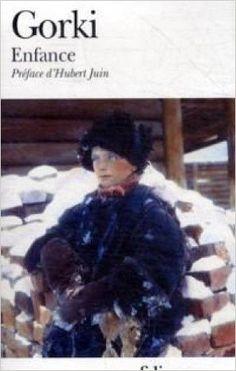 Amazon.fr - Enfance - Maxime Gorki, Hubert Juin, G. Davydoff, P. Pauliat…