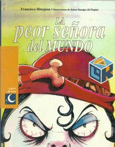 Video completo.  Libro: http://culturatobooks.com/product/la-peor-senora-del-mundo/