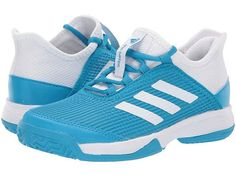 purchase cheap 02acd 50c59 adidas Kids Adizero Club Tennis (Little Kid Big Kid)