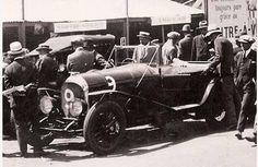 LE MANS 1925 - Bentley 3L Sport #9 - John F. Duff - Frank Clément
