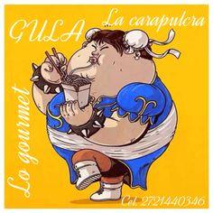 #GULA Salads & Munchies #ElPecadoQueVasAQuererRepetir #LoGourmet #Carapulcra #Open 6pm. #ServicioADomicilio #Cel 272 144 0346 Sur 7 entre oriente 4 y 6. Orizaba, Ver.