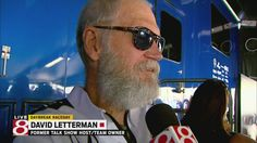Indiana native David Letterman jokes about beards and Bullwinkle.  While the comedian took time to deeply reflect upon the importance and the history surrounding the Indianapolis 500 and the Indianapolis Motor Speedway, his trademark wit and humor was also on display on May 29, 2016 | WISH  TV