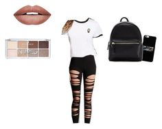 """""""Too good."""" by rebecca-14-jackson ❤ liked on Polyvore featuring Forever 21"""