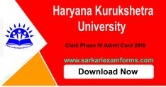 All the interested candidates scanning for Kurukshetra University Jobs 2019 in India can check this page for all most recent enlistment 2019 updates. Discover more subtleties and updates about Kurukshetra University enlistment test results, dates. Phase Iv, Last Date, Dates, University, India, Words, Check, Goa India, Date