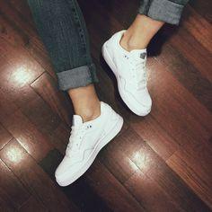 Las mire por donde las mire... Me encantan! Son las nuevas #deportivas #Nike Son of force.