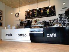 diseño de cafeterias modernas - Buscar con Google