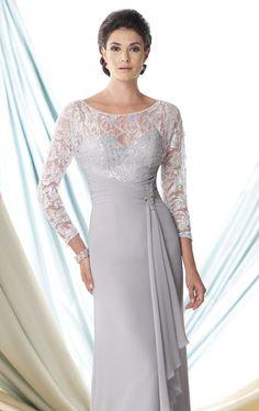Mon Cheri 114920W Dress - MissesDressy.com
