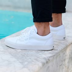 Vans Old Skool True White | zatro.es