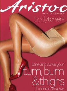 ristoc Bodytoners Low Leg Toner Tights