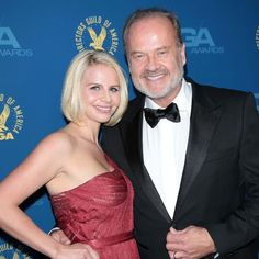 Kelsey Grammer, 59, Expecting Sixth Child with Much Younger Wife, Kayte Walsh