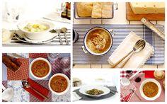 Sopas. Diez recetas de sopas para Crock Pot