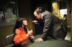 @BlueBloods_CBS spoof! @DonnieWahlberg interrogating @JulieChen! pic.twitter.com/e5Iajd96p6