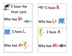Oh No Is A Fun Letter Recognition Game That Students Love It Can