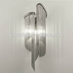 Decorative Classical Contemporary Chain Wall Lamps