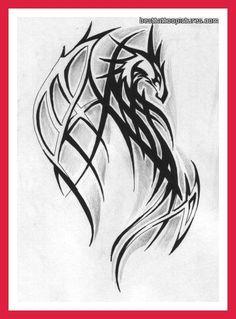 nice Tattoo Trends - Dragon Tattoo Designs For Men   dragon-tattoo-designs-for-men-pictures-photos-pi...