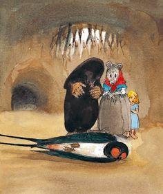 国际插画大师典藏:安徒生童话   家庭书房 -- 家庭书房 -- 传送门