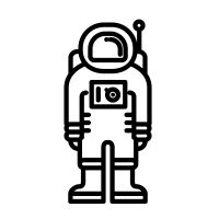 Check out Astronaut icon created by Anthony Bossard