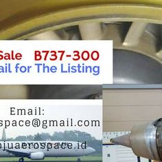 Hi everyone!   Looking for Spare Part For B737-300 ?  Please sent email : pjuaerospace@gmail.com  for the listing  www.pjuaerospace.co.id