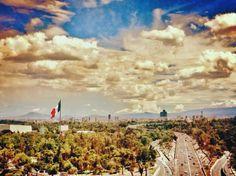 Mi ciudad, México, D.F. - Foto para Metro Photo Challenge