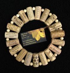 8.5 Inch Repurposed Wine Cork Trivet by WarmBouquet on Etsy