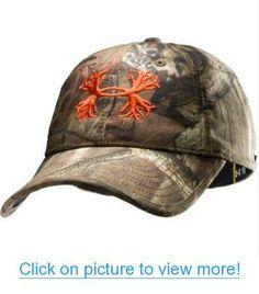 3c508563639e3 Under Armour - Men's Camo Antler Cap (Mossy Oak Break-Up Infinity) #