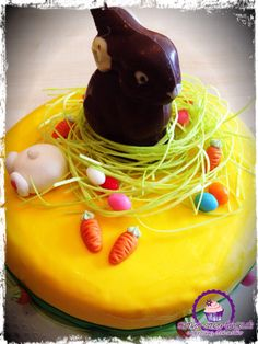 Crazy Things, Desserts, Blog, Peaches, Easter, Rezepte, Tailgate Desserts, Postres, Deserts