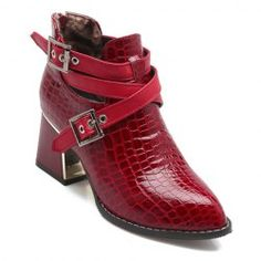Boots For Women - Cheap Womens Leather Boots Online Sale At Wholesale Price | Sammydress.com Page 4