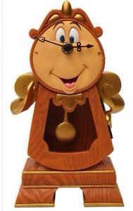 Clogsworth actual clock from Disney world !!