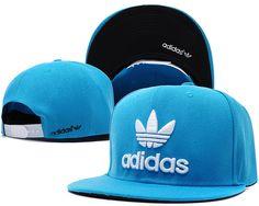 Adidas Snapbacks Caps Cheap Snapbacks Hats Blue 007 7752