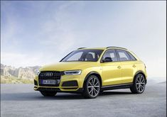 The 2020 AUDI is an SUV slated to go on sale. Latest with more HP, sportier look and comfort the 2020 AUDI would definitely win hearts. Audi Q3, Bentley Arnage, Car Experience, Crossover Suv, Reliable Cars, Small Suv, Suv Cars, Cars Uk, Compact Suv