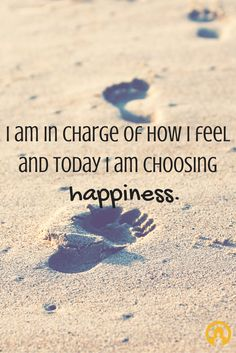 Take charge of your future today and gain happiness in #recovery.